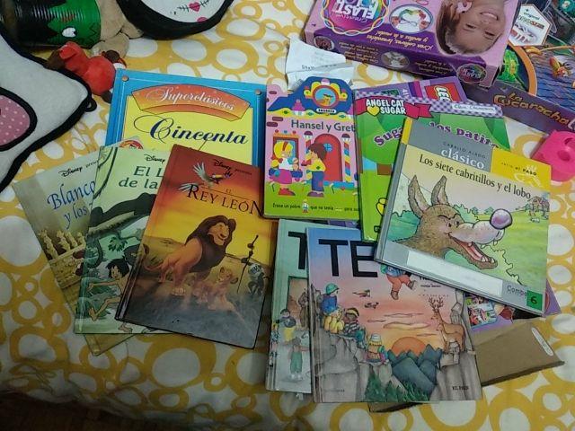 Libros infantiles tapa dura