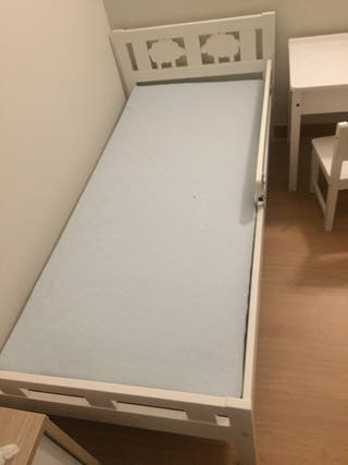 Cama Ikea KRITTER 70x160