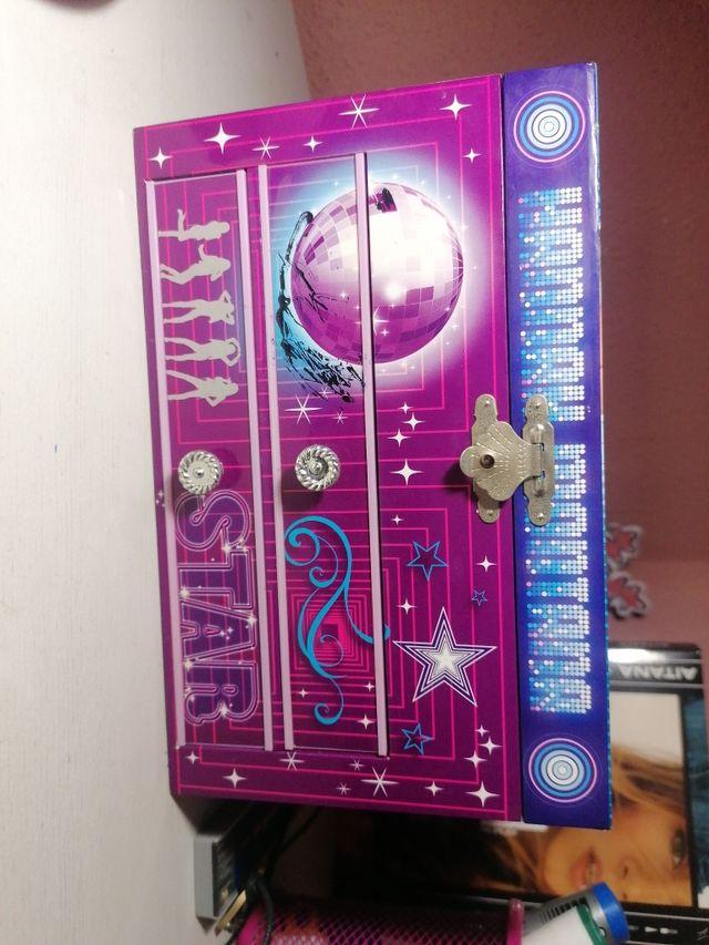 Caja de musica de Hannah Montana