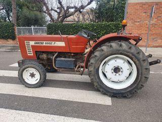 tractor fiat 666ef
