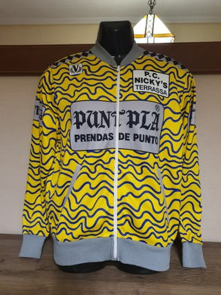 Antiguo maillot ciclista años 80