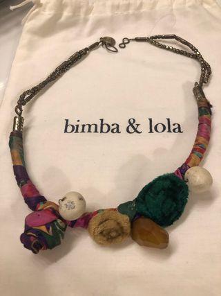 Collar Bimba y Lola