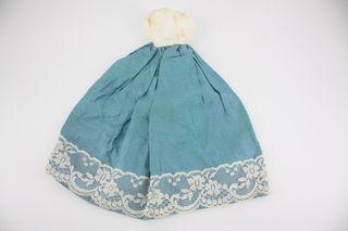 Conjunto Barbie moda Alta Costura Esmeralda, 80s
