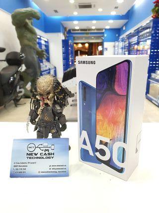 SAMSUNG GALAXY A50 128GB BLUE PRECINTADO