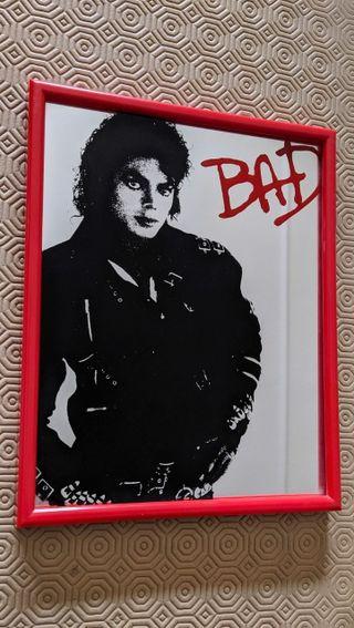 Cuadro Michael Jackson