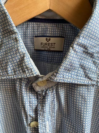 Camisa masculina Fuster