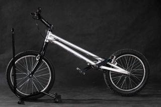 Bici TRIAL, montada a capricho Rockman Austin 20
