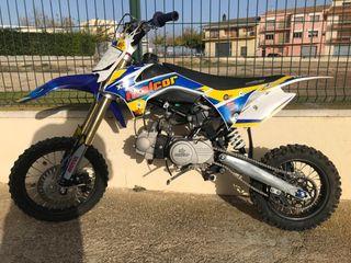 pitbike Malcor xzf 125 4t