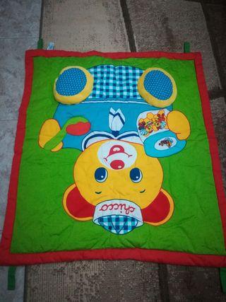 alfombras para bebés y juguetes