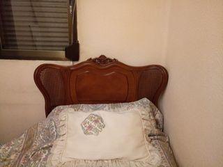 Dormitorio clásico Luis xv