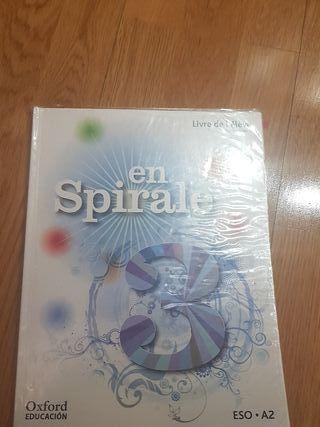 libro de texto francés 3 E.S.O