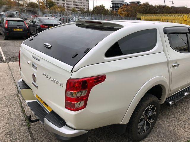 Mitsubishi L200 Series 5 & Fiat Fullback