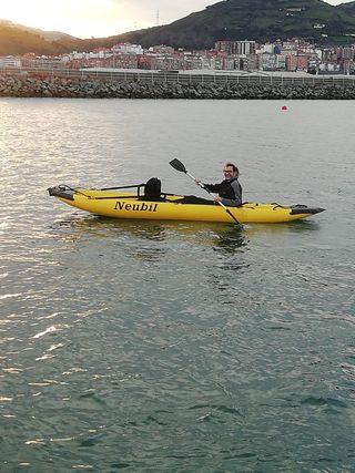 kayak, canoa inchable NUEVAS