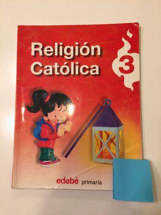 Religion católica 3 primaria