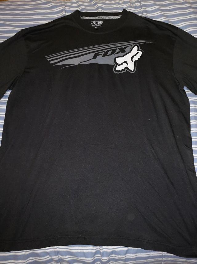 Camiseta Manga larga Fox