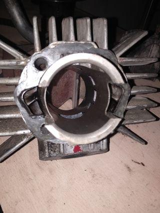 Metrakit 65cc aluminio