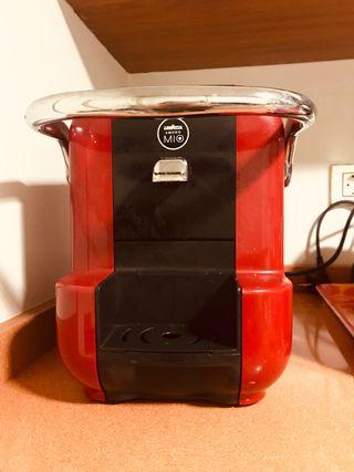 Cafetera expresso lavazza