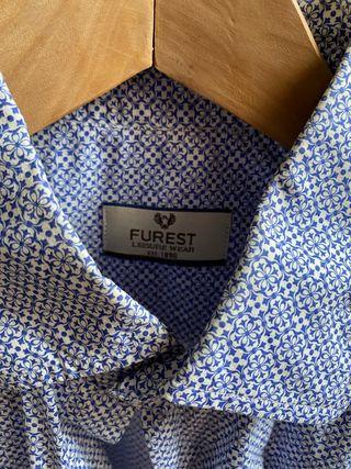 Camisa masculina Furest