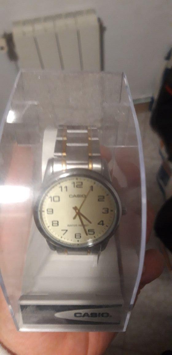 reloj casio nuevo con caja
