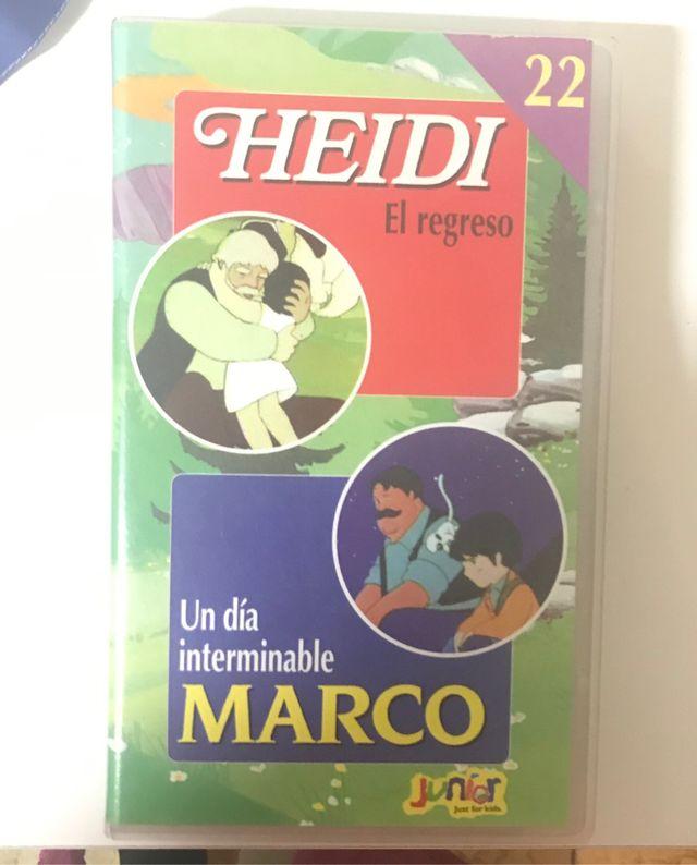 Colección completa Heidi y Marco