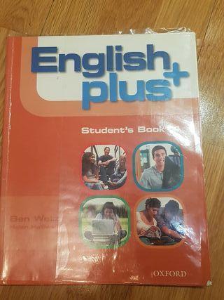 libro texto inglés Oxford 4 E.S.O