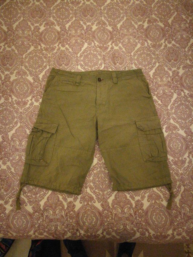 Bermudas Zara Jeans