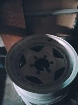 llanta 4x4 aluminio