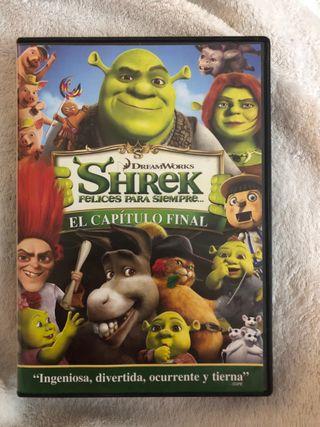 Peliculas de Walt Disney y Dreamworks DVD