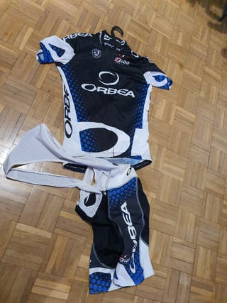 maillot y culote orbea
