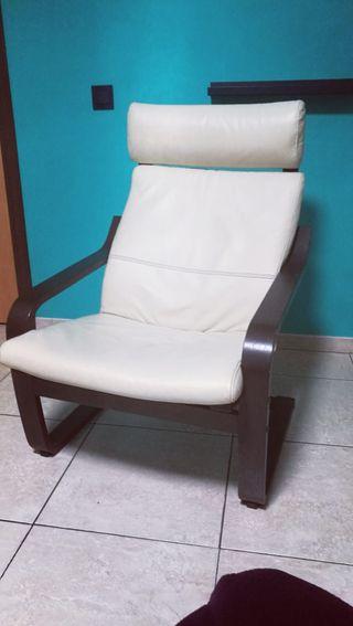 Butaca Ikea Piel