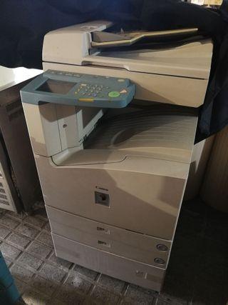 Fotocopiadora, impresora, fax profesional Canon