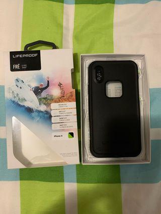 Funda sumergible iphone X/XS