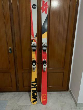 Esqui freestyle Volkl ledge 179