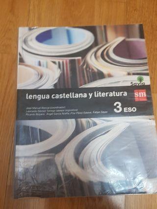 libro texto lengua 3 E.S.O