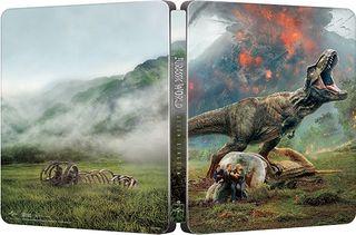 Jurassic world El reino caído steelbook (precint)