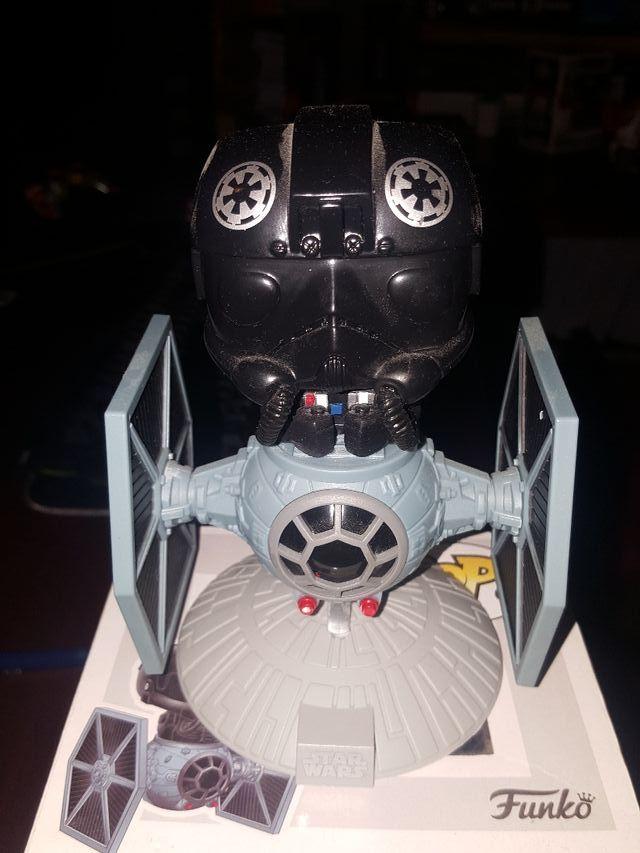 Funko pop tie figther pilot de Star wars