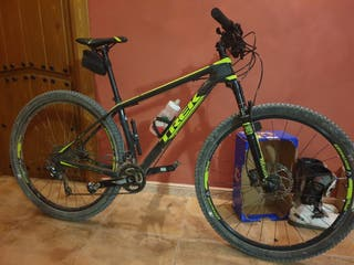 Bicicleta Trek Superfly 9.6