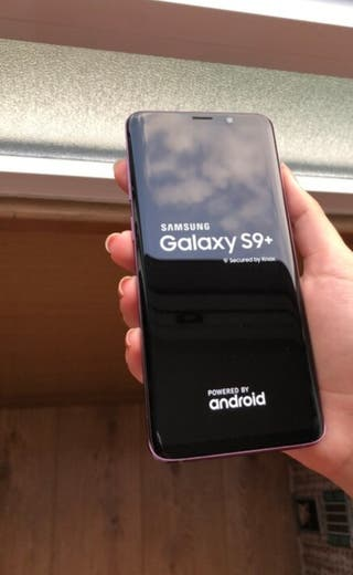 Samsung galaxy s9plus Tambien Cambio