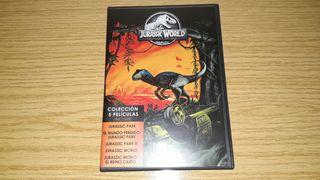 Pack Jurassic World
