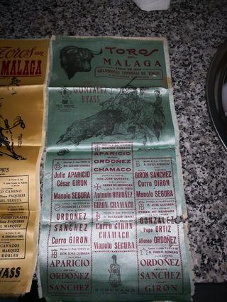 cartel toros