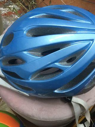 Casco bici talla 8-12 años
