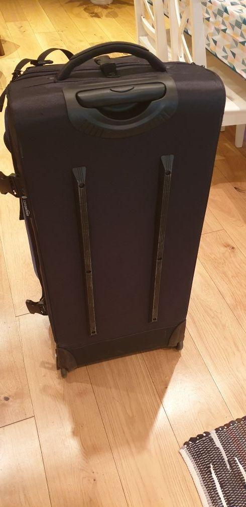 big roller bag 89cm wheeled duffel