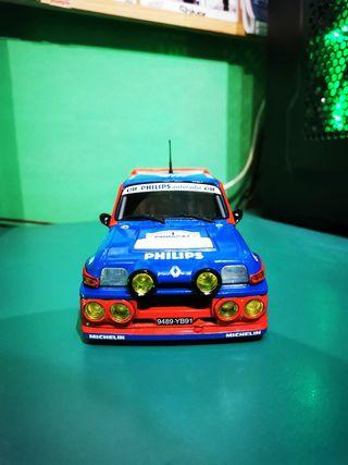 Solido Renault 5 Maxi Turbo Ragnotti 1/18