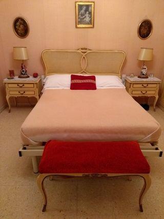Ver fotos - Dormitorio estilo Isabelino.
