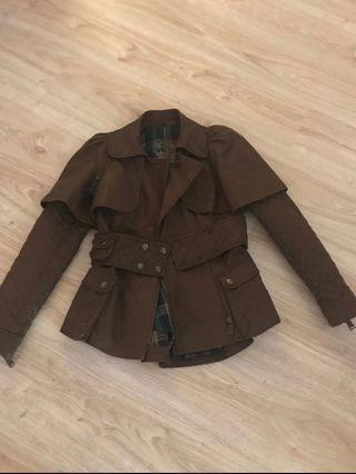 Holy Preppy chaqueta desmontable