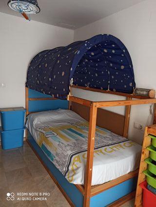 Ikea muebles habitación niñ@ madera pino