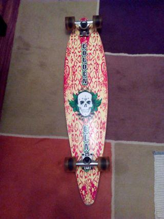 Longboard Pintail nuevo