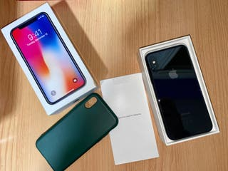 iPhone X 64 GB 6 meses de uso