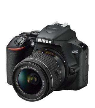 Nikon D3500 nueva a estrenar con 2 objetivos