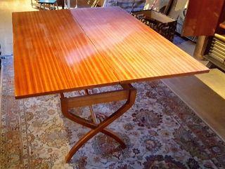 doble mesa